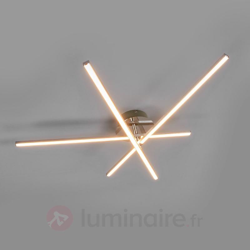 Plafonnier LED épuré Leana - Plafonniers LED