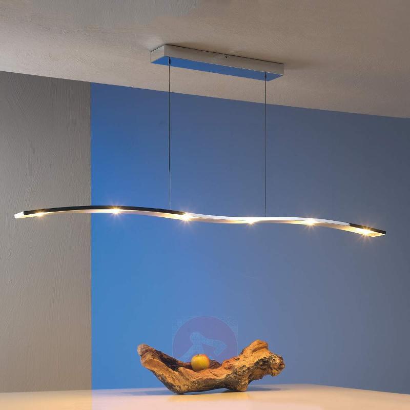 Onda LED hanging light, controllable via app - Remote Control Lighting