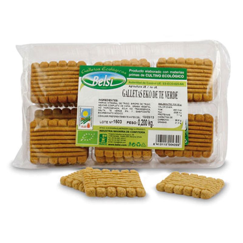 Green Tea Eko Cookies - COOKIES