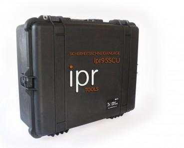 Cases and bags - Tool case for ipr safety cutting system