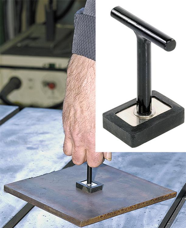 Handmagnetgreifer mit T-Griff - null