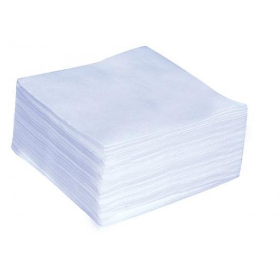 Chiffon non-tissé blanc anti-chaleur boîte de 500... - Essuyage