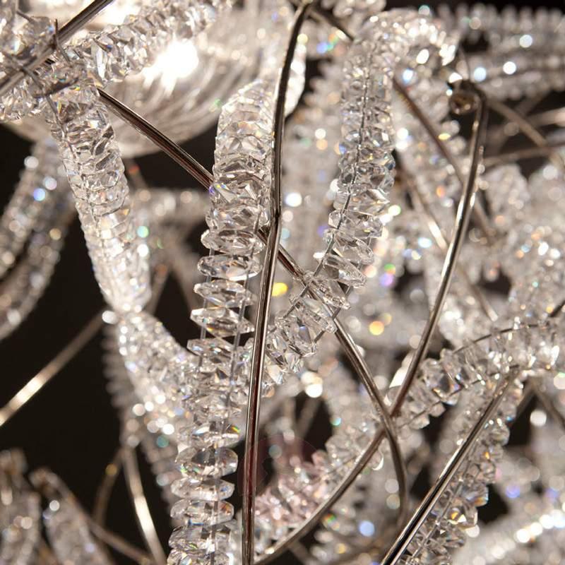 Crystal ceiling light Caleidos, diameter - 25 cm - Ceiling Lights