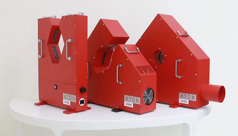 直径和椭圆度测量系统 ATON - 经济有效的线材、棒材和管材直径/椭圆度测量系统
