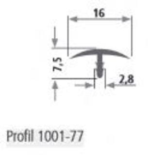 Profil 1001-77 - null
