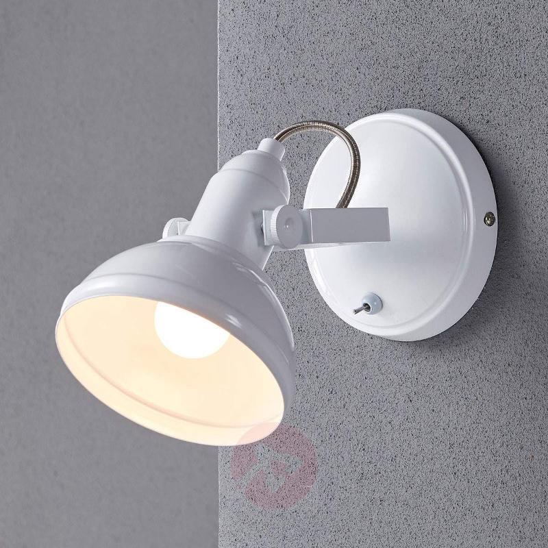 White LED spotlight Tameo - Ceiling Lights