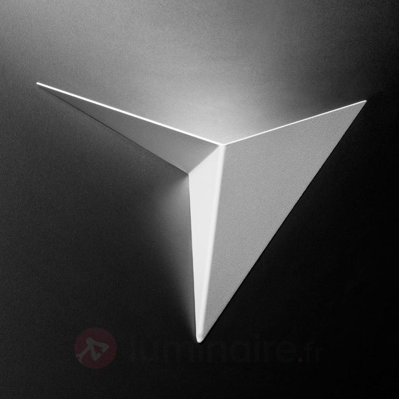 Applique Vasily peinte en blanc - Appliques design