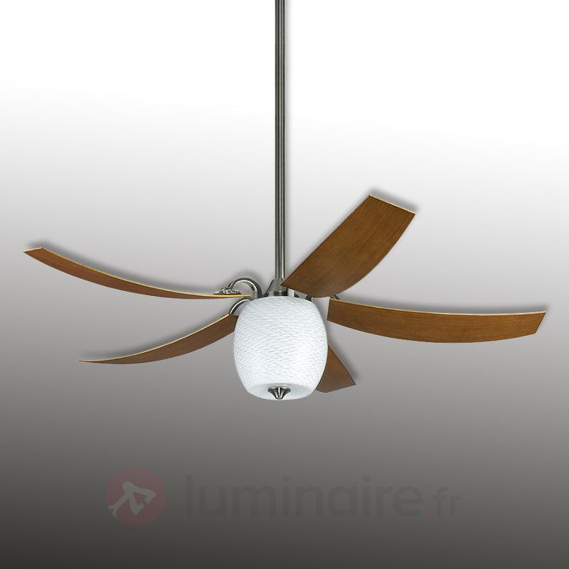 Ventilateur de plafond éclairé The Mariano - Ventilateurs de plafond modernes