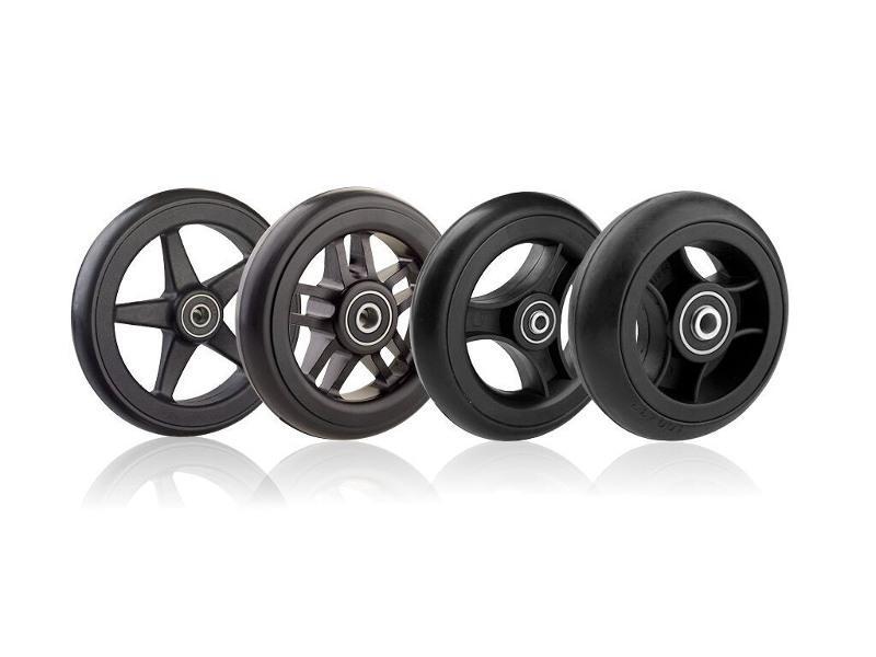 Design-Räder für Rollstühle - Unsere Premium-Rollstuhlräder mit attraktivem Design und bestem Fahrkomfort