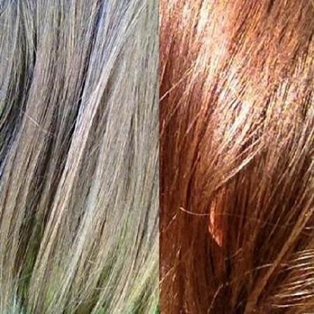 Cover gray hair dye  Organic Hair dye henna - hair7862530012018
