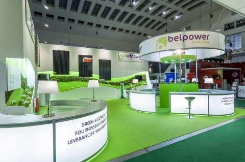 Belpower - Project - Salon : Batibouw