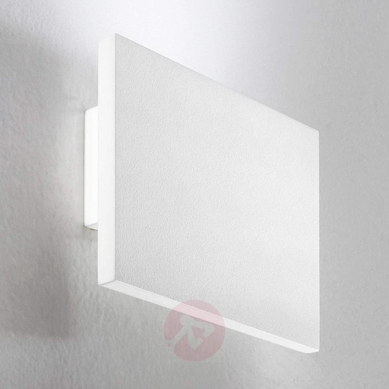 Up-down LED wall light Tratto, 16 W, white - Wall Lights