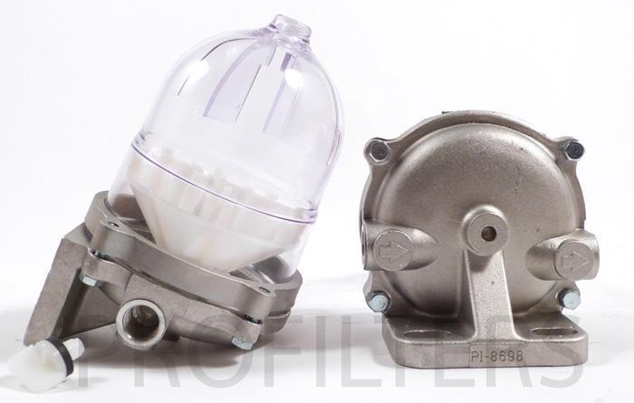 Filtre à Carburant - Décanteur EAU / GAZOLE