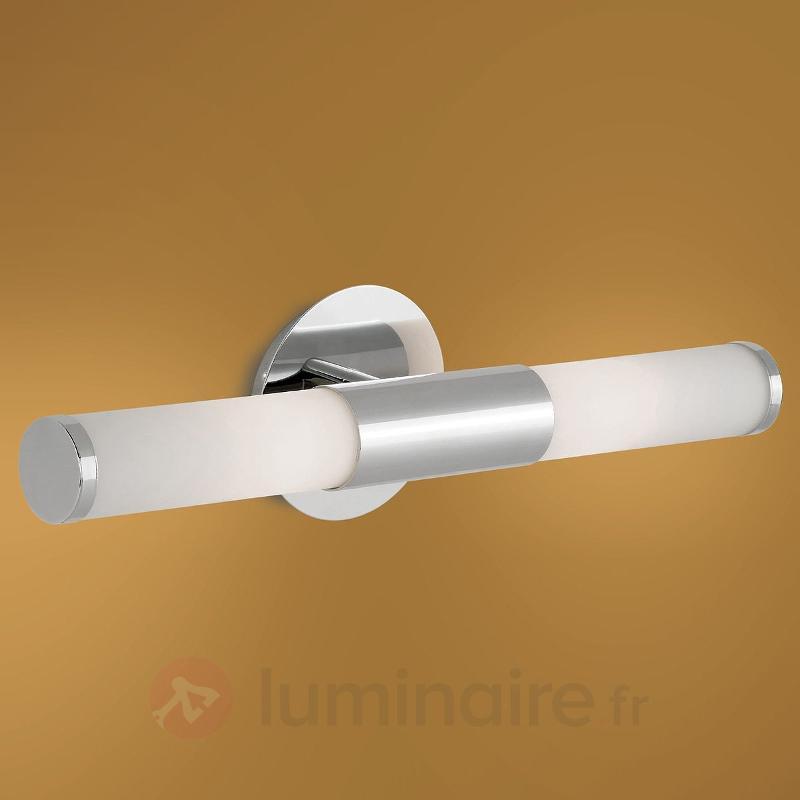 Magnifique applique Palmo, à 2 ampoules - Salle de bains et miroirs