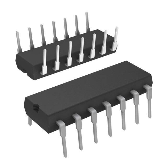 IC CONVERTER FREQ TO VOLT 14-DIP - Texas Instruments LM2907N/NOPB
