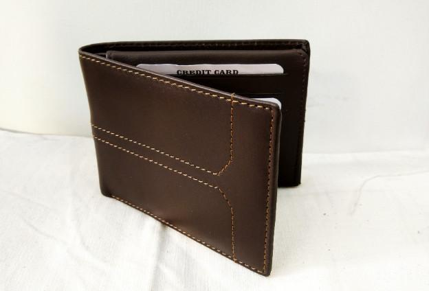 COW GRAIN LEATHER - COW LEATHER WALLET FOR MEN