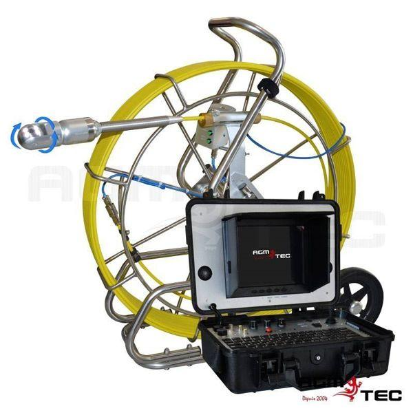 Caméra d'inspection de canalisation - Caméra de canalisation rotative TUBICAM® XL 360HD