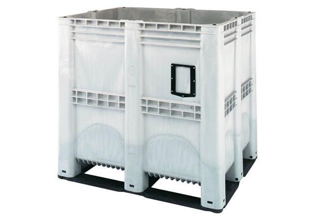 Caisses-palettes plastiques - PB-130.115.125-G