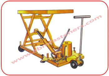 Hydraulic Lifting Tables - Lifting Table
