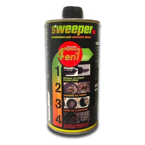 SWEEPER 4 EN 1 - Produits nettoyant