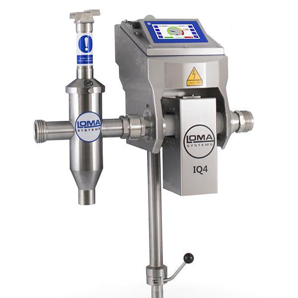 Sistema Metal Detector Loma Iq4 Pipeline - null