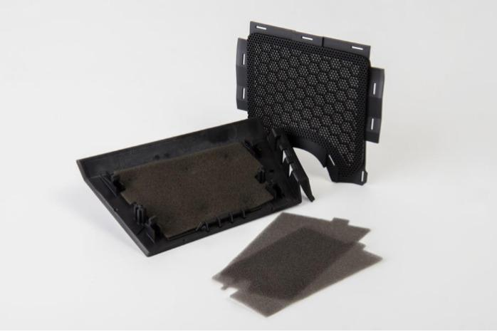 Technical applications products - Speaker covers / air filter inserts