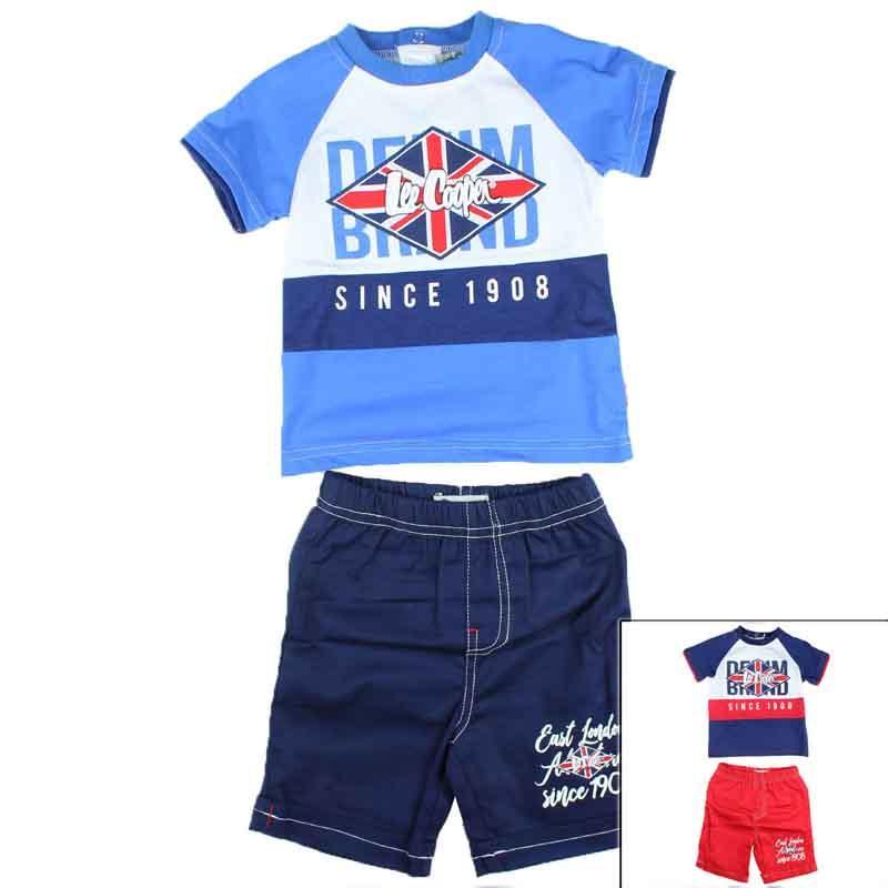 Wholesaler set of clothes baby Lee Cooper - Summer Set