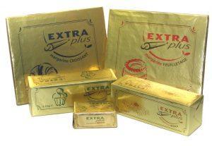 Margarine Extra Plus - Formats disponibles : 500g / 2,5kg / plaques 2kg