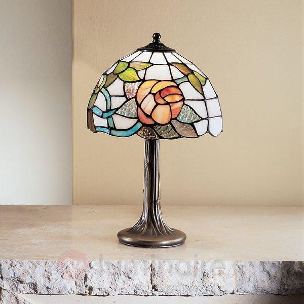 Lampe à poser classique VIENNA style Tiffany - Lampes à poser style Tiffany
