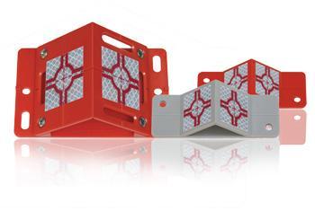Angled Plastic Adapters  - RSAK80 and RSAK130