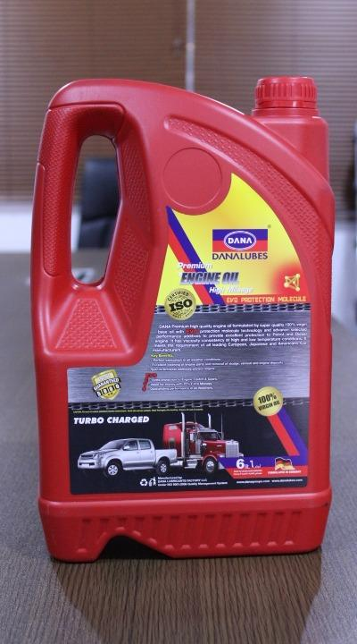 Aceites de motor Full Synthetic- Gasolina y Diesel SAE 20W50 -