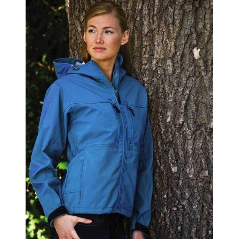 Veste femme Epsilon HeXtreme - Avec capuche