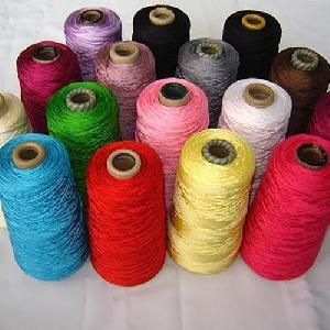 Dyed Cotton Yarns  -