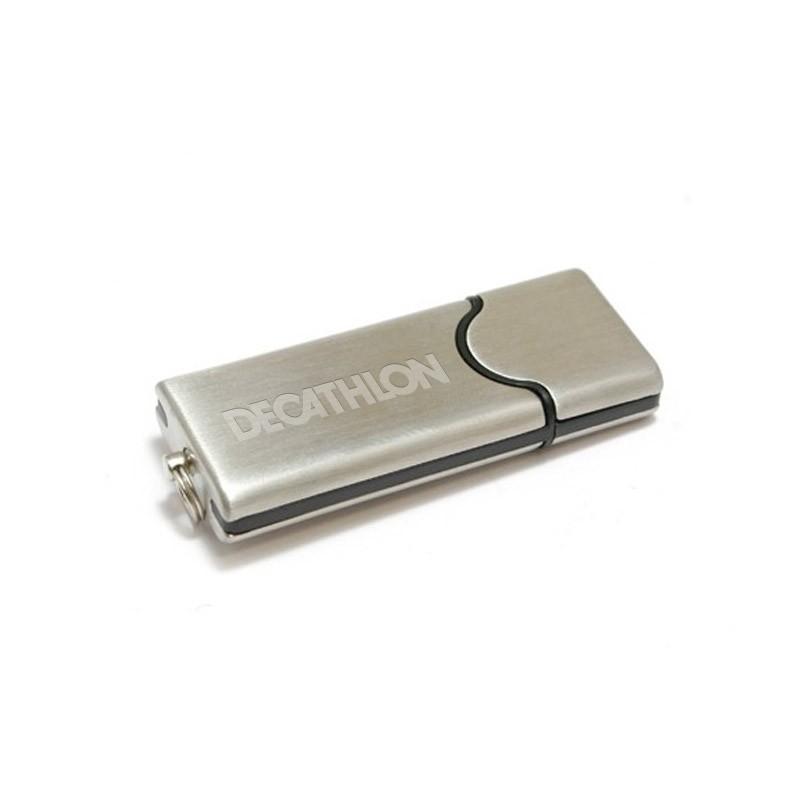 Cle USB Métal Rectangle - Clé USB Publicitaire