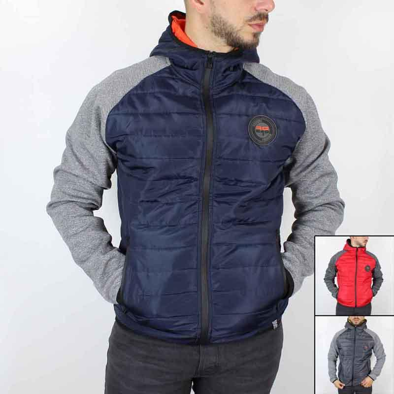 Großhändler kleidung hoodie jacke mann lizenz RG512 - Jacke