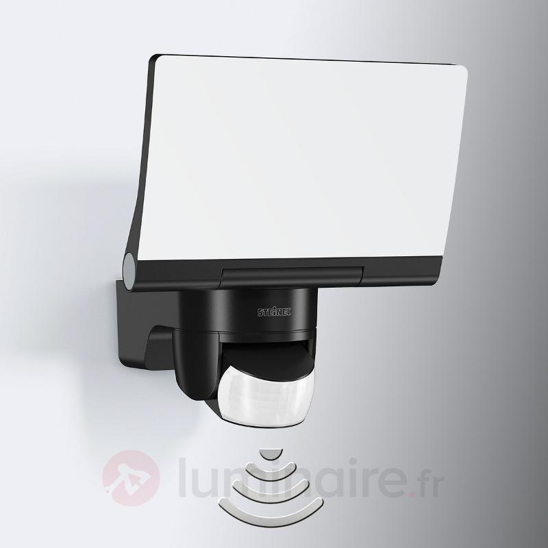 Applique d'extérieur noire XLED Home 2 détecteur - Appliques d'extérieur avec détecteur