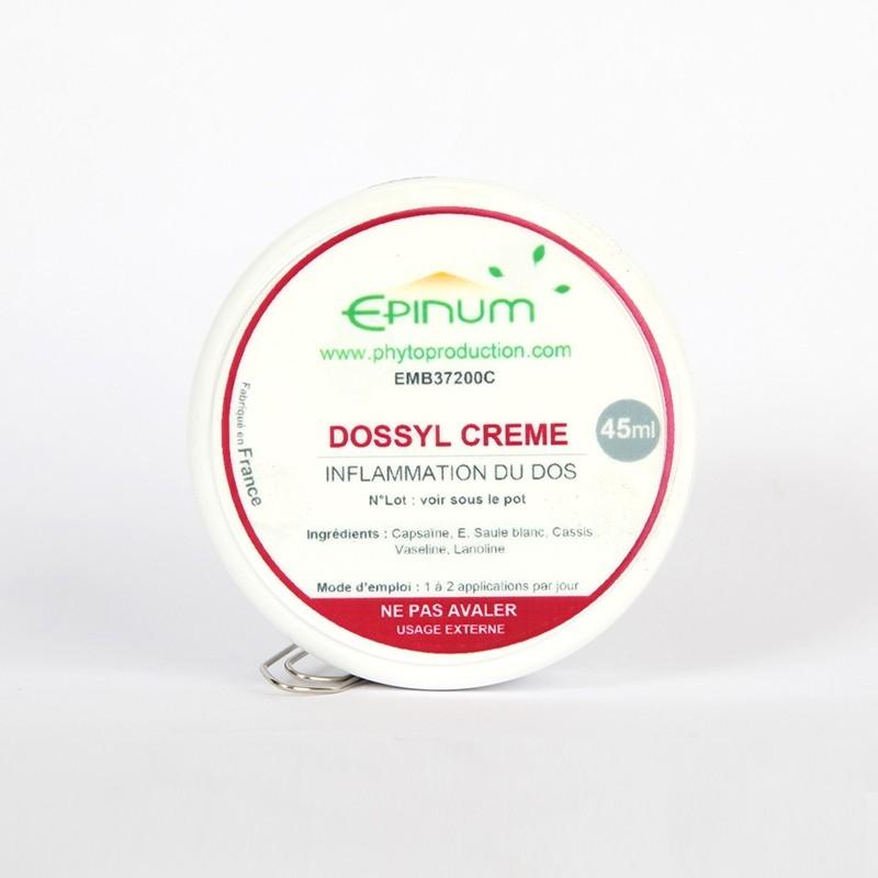 Dossyl - Lombalgie