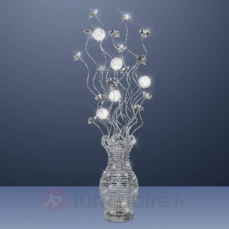 Magnifique lampadaire LED Bella - Lampadaires LED