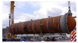 nr 2 hydrocracking reactors - Pressure Vessels