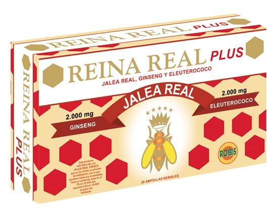 Royal Jelly Plus - ENERGY AND VITALITY