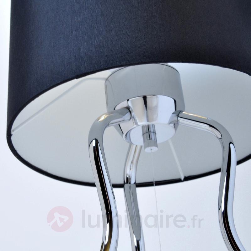 Lampe à poser chromée Artus - Lampes à poser designs