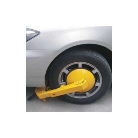 Sabot Anti-vol Roue De Voiture - Aménagement Des Parking
