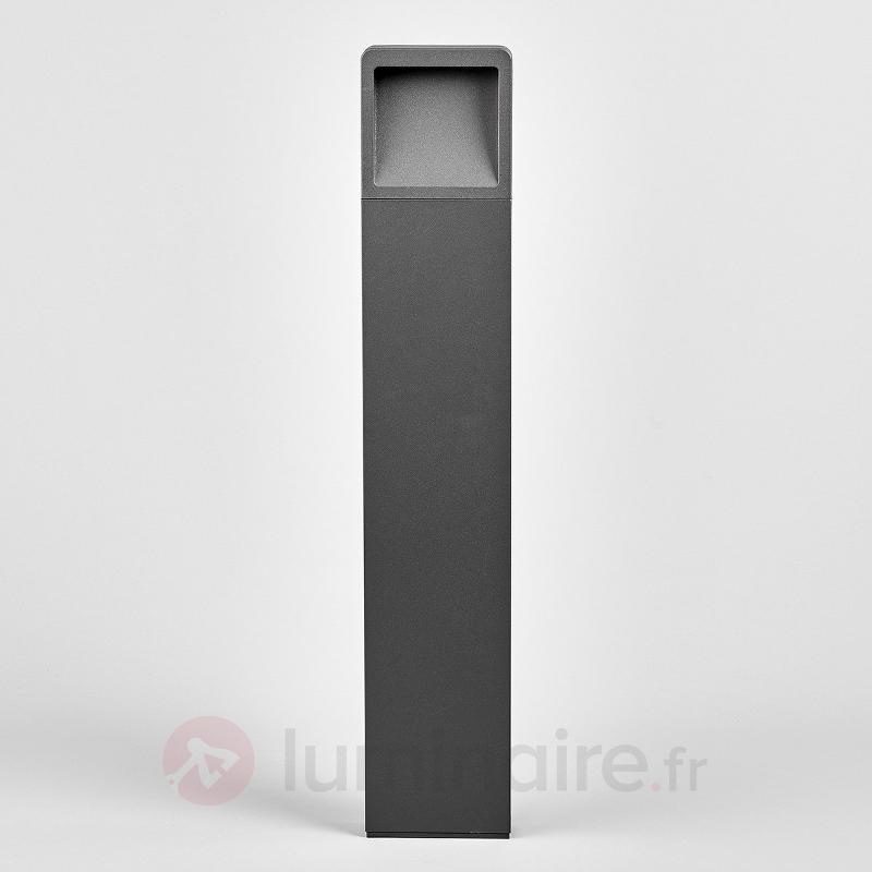 Borne lumineuse LED Leya moderne - Bornes lumineuses LED