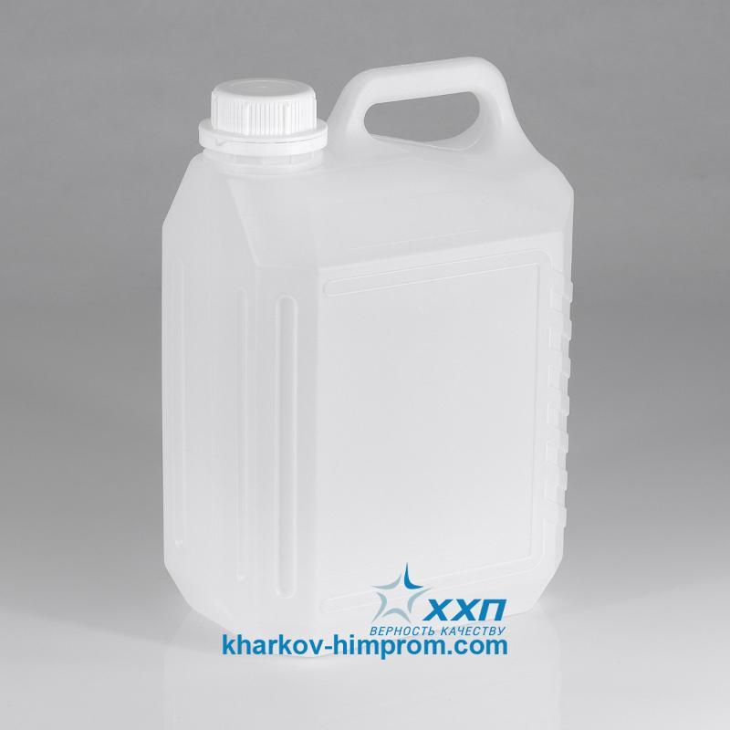 Jerrycan 4L - B04 - Industrial and Food packaging