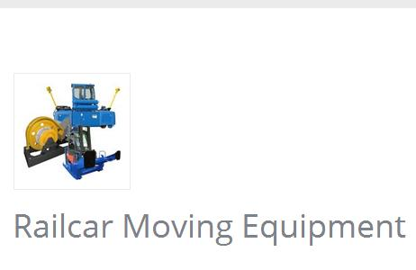 Railcar Moving Equipment