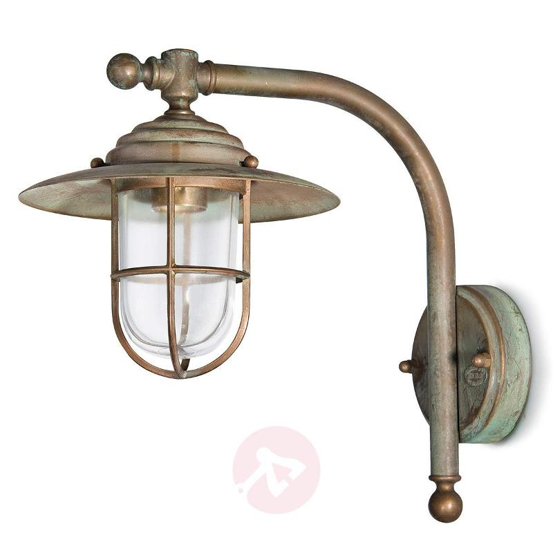 Stylish wall light Bruno in an antique design - Outdoor Wall Lights