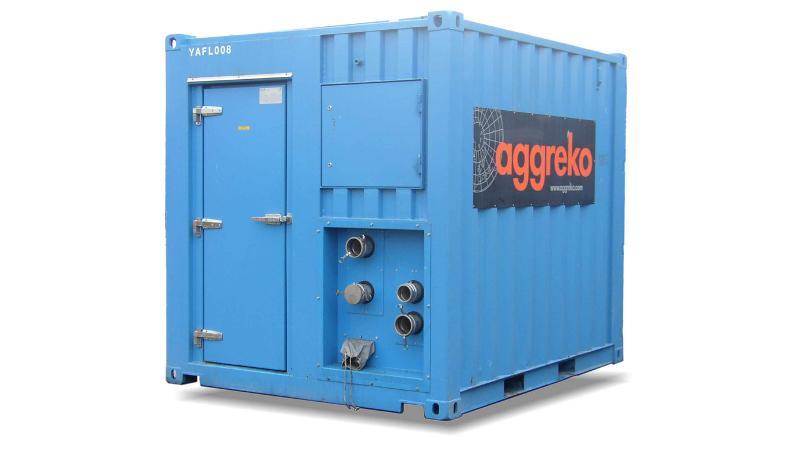 350-kw-tieftemperaturkältemaschine - Kältemaschinen