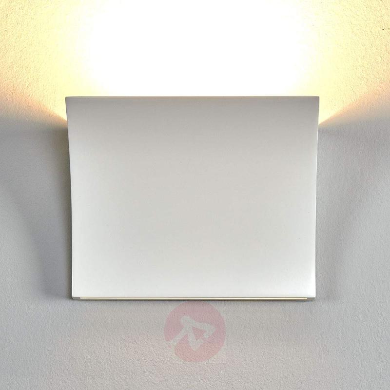 White wall light POCHETTE UP DOWN - Wall Lights