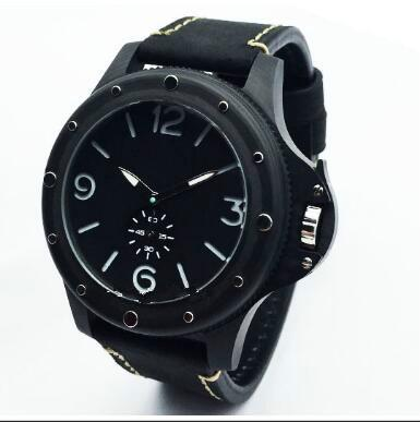 carbon fiber watch GCC18002C in Denmark - 5ATM waterproof 100% real carbon fiber merchanical watch men manufacturer