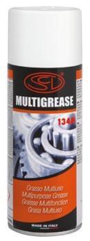 MULTIGREASE - Grasso Lubrificante multiuso spray